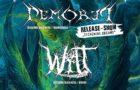 Demored | Wilt | SlaughterDay live in Braunschweig