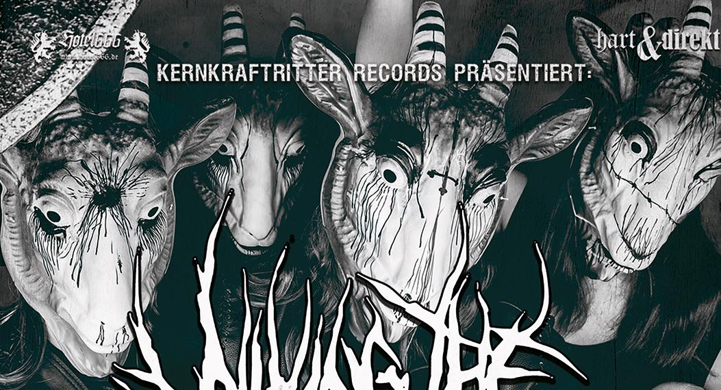Tickets verfügbar für Milking The Goatmachine 21.03.20
