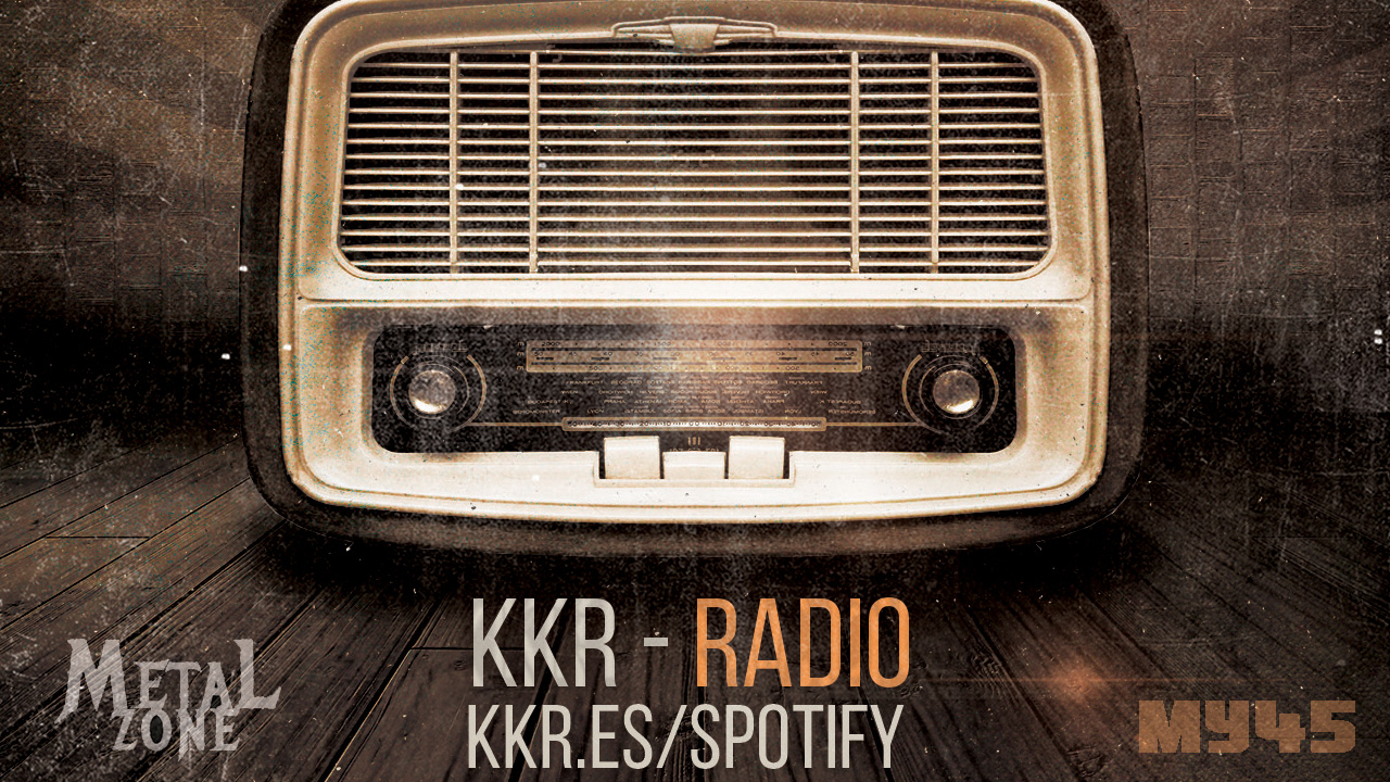 KKR-RADIO SPOTIFY
