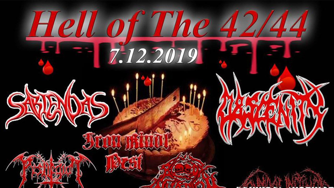 Hell of the 42/44 Blackland/Berlin