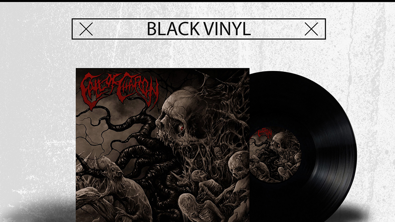 "Call of Charon""Plaguebearer"" als Vinyl vortbestellbar!"