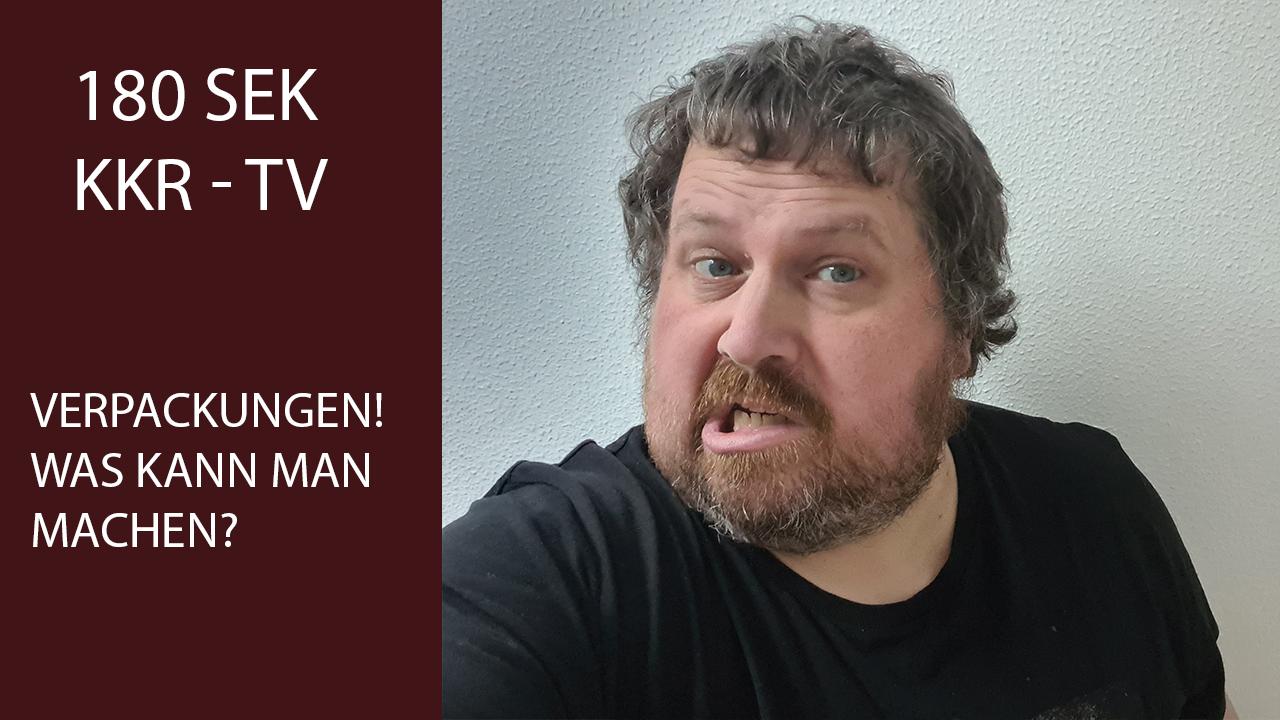 180 Sekunden KKR TV #039