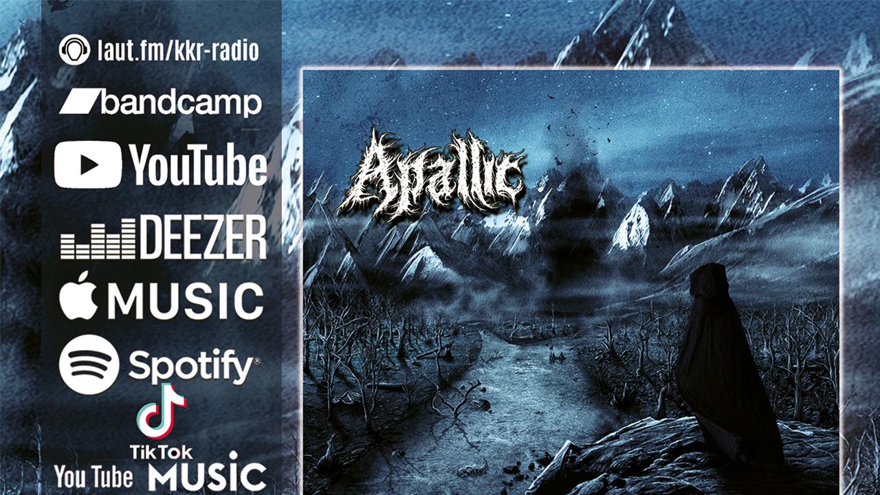 "Apallic ""Edge Of Desolation"" im KKR Shop verfügbar"""
