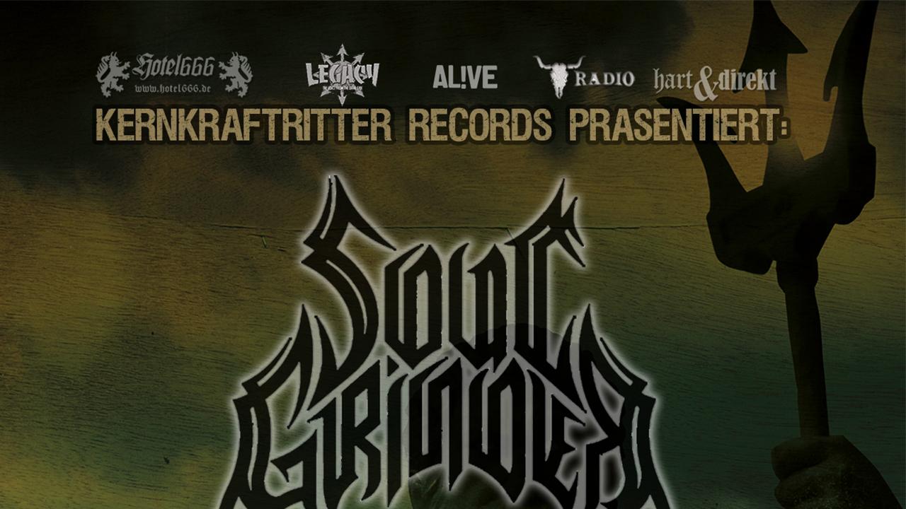 Soul Grinder / Frantic Disruption live in Hannover