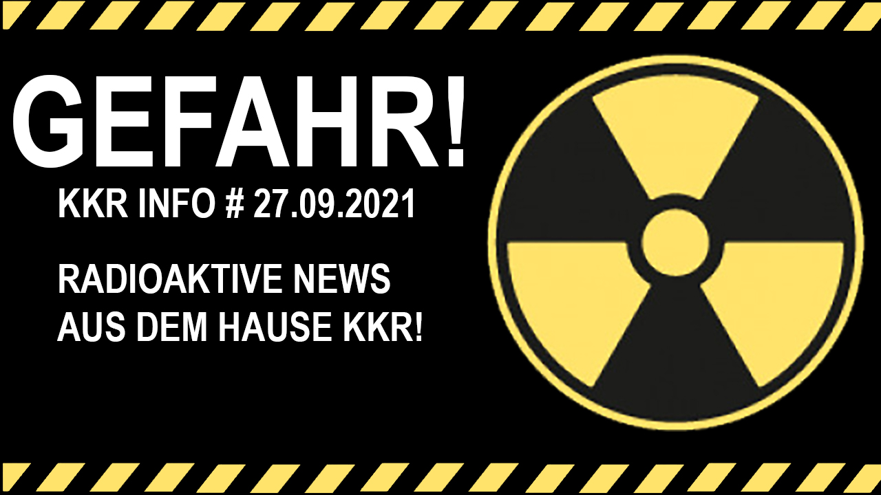 KKR INFO # 27.09.2021