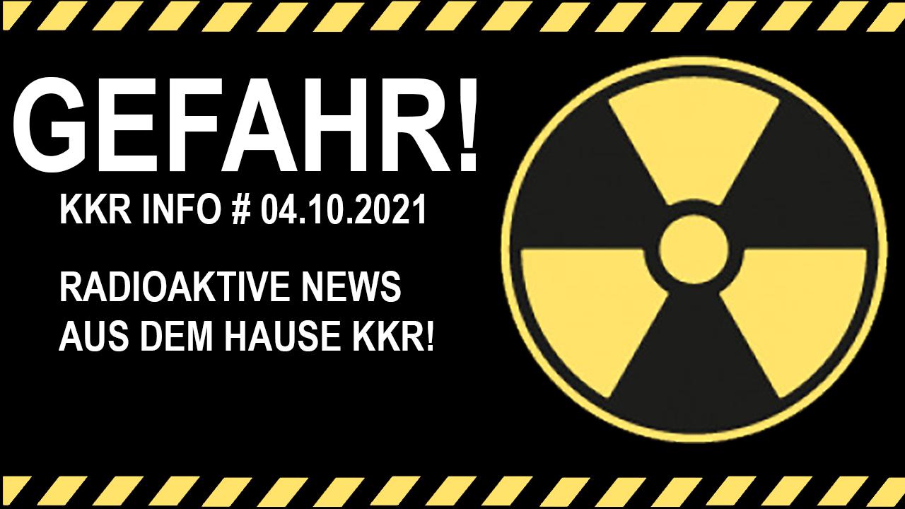 KKR INFO # 04.10.2021