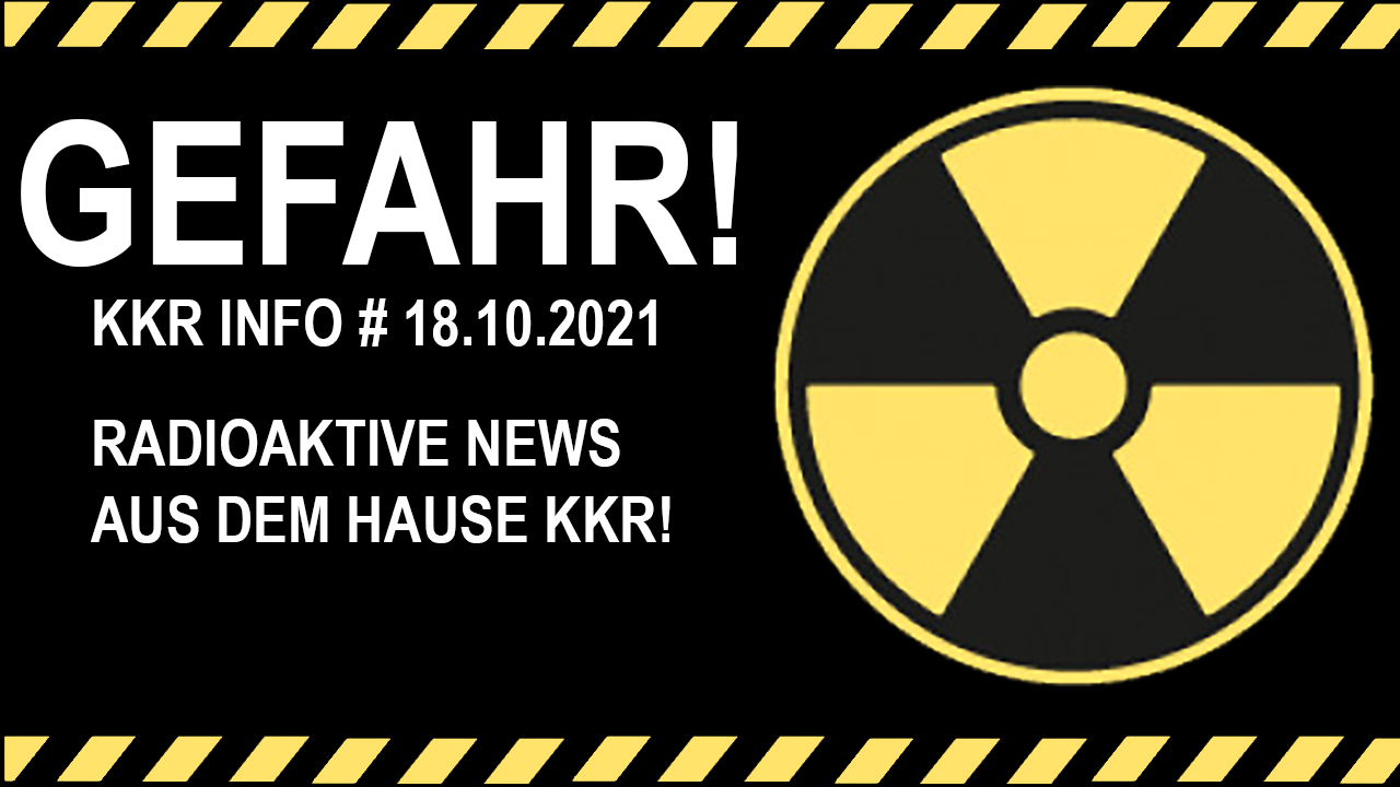 KKR INFO # 18.10.2021